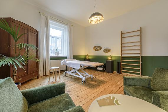 Praxis Petra Putzker Physiotherapie Ostempathie Innsbruck